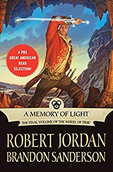 Amazon Com A Memory Of Light Book Fourteen Of The Wheel