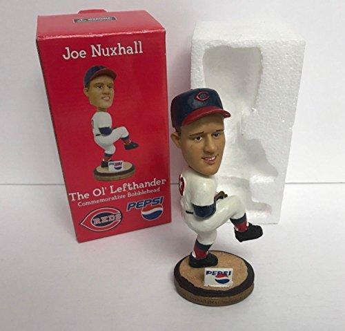 Joe Nuxhall 2004 Cincinnati Reds Limited Edition Bobblehead SGA