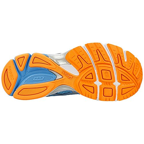 Outdoor Femmes Asics Bleu Multisport Chaussures orange Gel 6 Phoenix xppZWq1aH