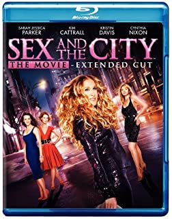 Sex and the City: The Movie [Blu-ray] by New Line Home