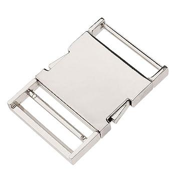 Amazon.com: Hebilla de metal retro para cierre de bolsa de ...