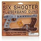 Six Shooter Rubberband Guns