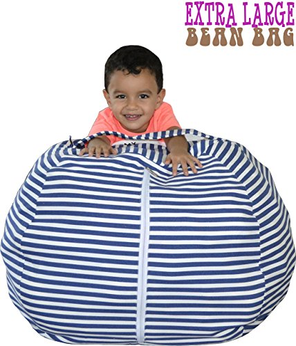 Stuffed Animal Storage Bean Bag Chair | 38