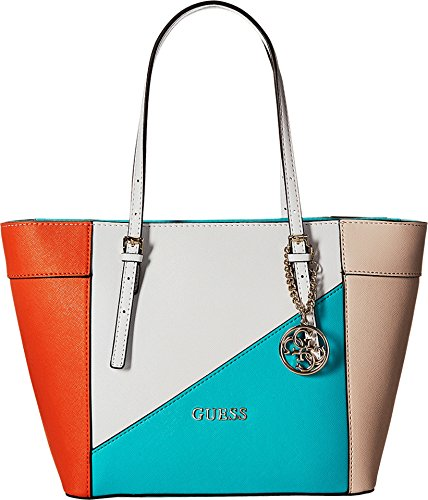 guess-womens-delaney-small-classic-tote-turquoise-multi-handbag