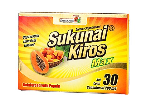 Sukunai Kiros Max Best Lose Weight Fast Slimming 30 natural Fat Burn diet Pills by naturacastle