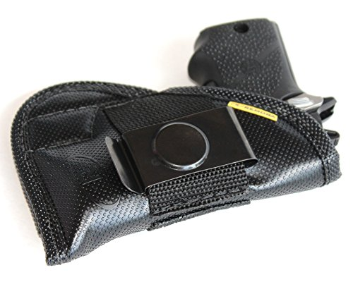 REMORA Clip IWB Holster #3B designed for small framed semi-automatics up to a 3