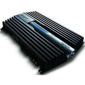 Sony XM-GTR4A - Amplificador multicanal para vehículos (serie GTR, 4/3 canales, 1200W), negro