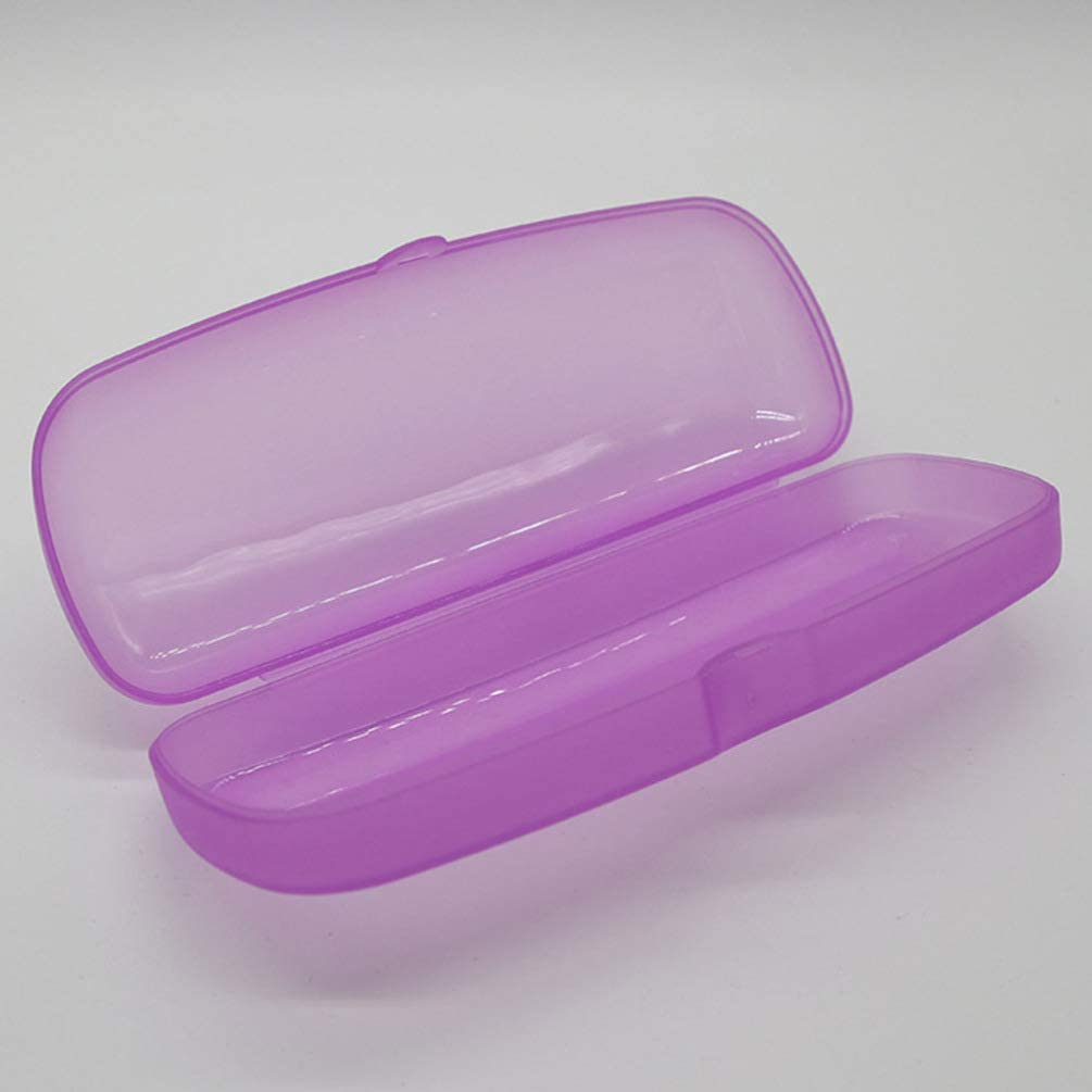 Artibetter 5pcs Brillenetui Kunststoff Brillenetui Box Sonnenbrille Besch/ützer
