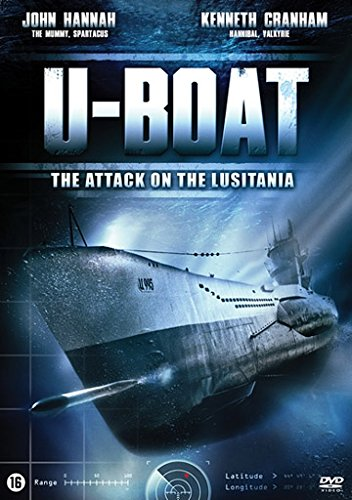Sinking of the Lusitania: Terror at Sea ( Lusitania: Murder on the Atlantic ) ( U-Boat: The Attack On The Lusitania ) [ NON-USA FORMAT, PAL, Reg.0 Import - Netherlands ] (Sinking Of The Lusitania Terror At Sea)