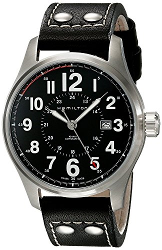 HAMILTON watch KHAKI FIELD OFFICER AUTO H70615733 Men's