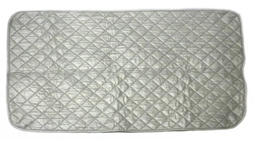 """""""Iron Anywhere"""" Weighted Ironing Mat Quilted Pad-Surface Protector-18"""" x 31"""" (18"""" x 31"""")"""