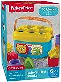Fisher-Price Babys First Blocks Playset