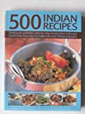 img - for 500 Indian Recipes book / textbook / text book