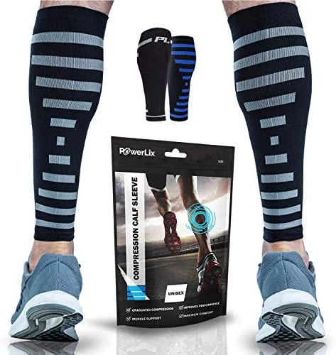 PowerLix Calf Compression Sleeve Pair product image