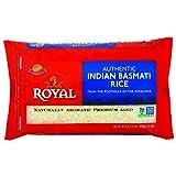 Kusha Royal White Basmati Rice, 5 Pound