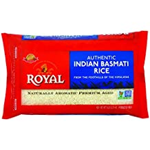 Royal White Basmati Rice, 5 Pound
