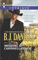 Wedding at Cardwell Ranch (Cardwell Cousins Book 3)