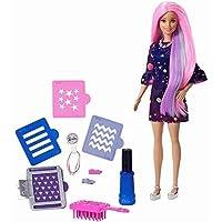 Barbie - (Mattel Fhx00) Renk Partisi Saçlar