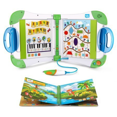 LeapFrog LeapStart, Leapfrog LeapReader Reading and Writing System, Leapfrog LeapReader Learn to Read Volume 2, Leapfrog LeapReader Books, Leapfrog Pen, Reading Kit, Learning Kit by LeapFrog LeapStart (Image #1)