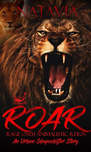 ROAR : An Urban Shapeshifter Novel cover
