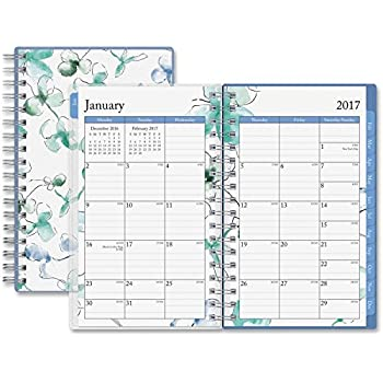 weekly and monthly planner