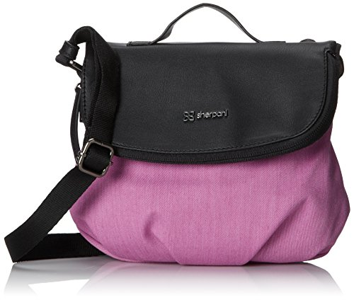 Sherpani Pinot Mini Cross Body Purse, Orchid, One Size