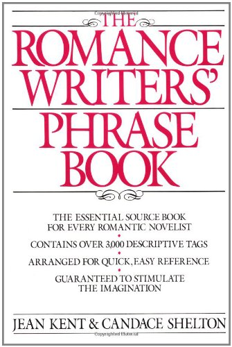 Romance Writers Phrase Book Essential product image