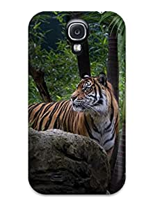 Akram Alzoubi's Shop 4213375K65585295 New Galaxy S4 Case Cover Casing(tiger)