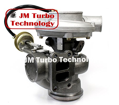 JM Turbo Replacement with CAT Caterpillar Diesel 3116 Turbo