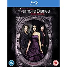 The Vampire Diaries - Season 1-5