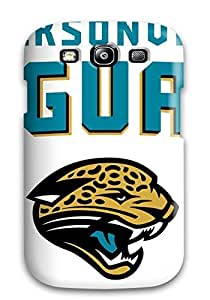 Galaxy S3 Jacksonville Jaguars Print High Quality Tpu Gel Frame Case Cover