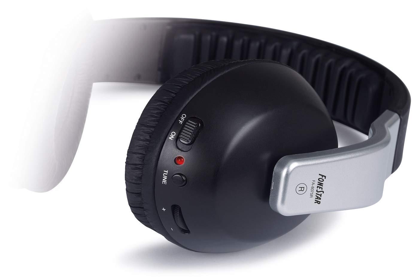 Fonestar FA-8075 - Auriculares inalámbricos: Amazon.es: Instrumentos musicales