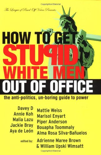 How to Get Stupid White Men Out of Office: The Anti-Politics