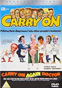 Carry on Again Doctor [DVD] [Import]