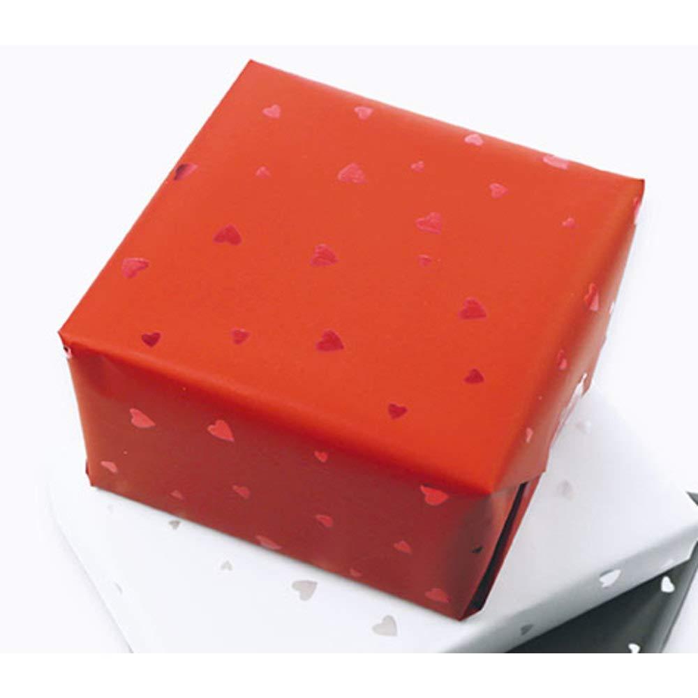 Clairefontaine Clairefontaine Clairefontaine 211740C Geschenkpapier Premium (50x0,70m, 80g qm) 1 Rolle Rot Rote Herzchen B071XX4L3X | New Products  | Heißer Verkauf  | Offizielle Webseite  483d9f