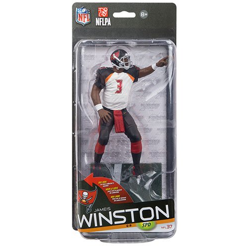 Jameis Winston Tampa Bay Buccaneers NFL 37 McFarlane Collector Level Bronze CHASE #/2500