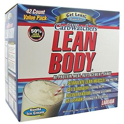 Labrada Nutrition Carb Watchers Lean Body