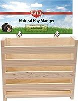 Natural Wooden Hay Manger