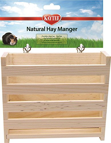 - Kaytee Natural Large Hay Manger