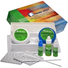 Chipped Tooth Repair Kit for Cracked or Broken Teeth with Instructions US SELLER