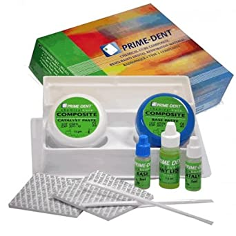 Chipped tooth repair kit for cracked or broken teeth with chipped tooth repair kit for cracked or broken teeth with instructions us seller solutioingenieria Choice Image