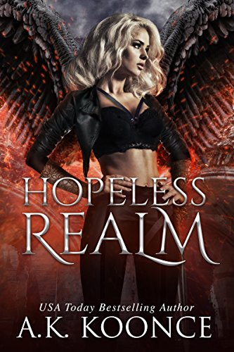Hopeless Realm: A Reverse Harem Series (The Hopeless Series Book 3) (Realm Series Fairy)
