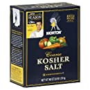 Morton Salt Kosher Salt, 3 lbs
