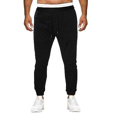 AmaSells Hot! Pantalones de chándal para Hombre, Ajustados ...