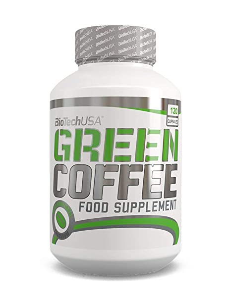 Biotech USA Green Coffee Vitaminas y Minerales - 1800 gr ...