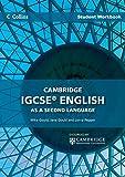 img - for Cambridge IGCSE English as a Second Language Student Workbook (Collins IGCSE English as a Second Langua) book / textbook / text book