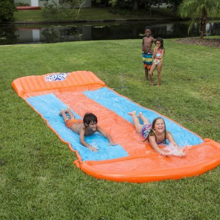 H2OGO! Water Slide, Triple Lane