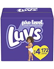 Diapers - Luvs Ultra Leakguards Disposable Baby Diapers, ONE Month Supply