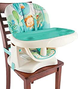 Bright Starts Playful Pals Chair Top High Chair (Discontinued by Manufacturer)