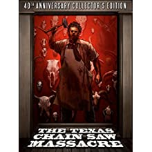 The Texas Chain Saw Massacre: 40th Anniversary Collector's Edition [Blu-ray/DVD Combo] (1974)